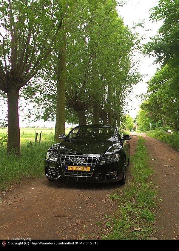 Audi countryside