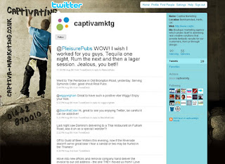 Creative Twitter User Profile Designs