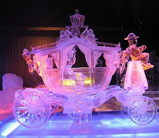 Creative And Impressive Ice Sculptures