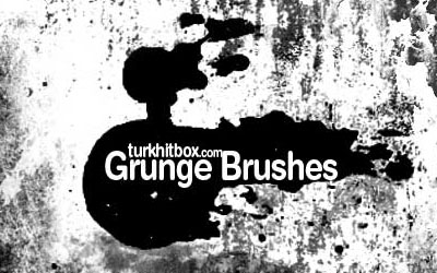 High-Quality Grunge Photoshop Brush Sets