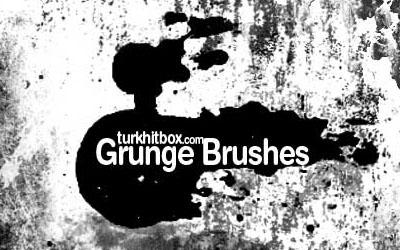 High-Quality Grunge Photoshop Brush Sets