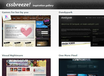 Web Design Project Ideas 35 projects for your in house graphic designer magnoliahouse creative Cssbreezejpg