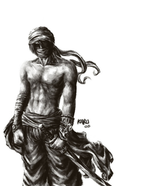 Prince of Persia by ~karulox