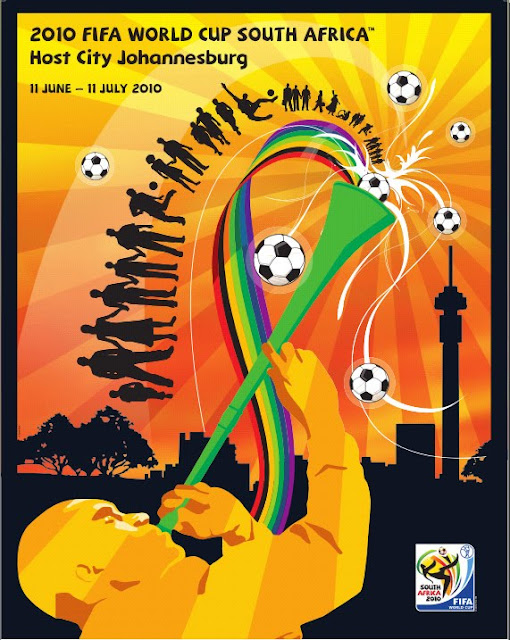 best world cup 2010 south africa poster design