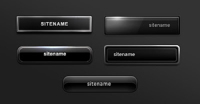 Free Buttons in PSD Format