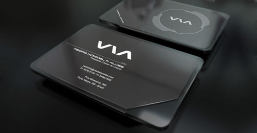 Via Business Card