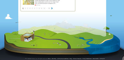 Big and Beautiful Website Footer Designs