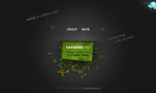 Examples of Nature Inspired Website Designs