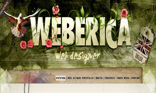 weberica web design
