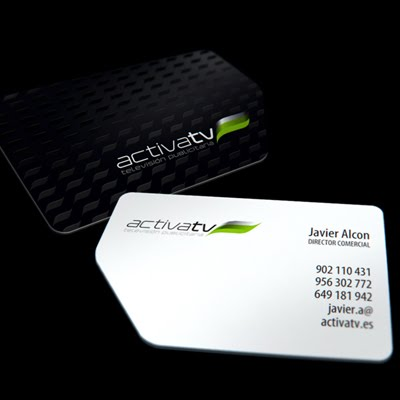 ActivaTV BusinessCard