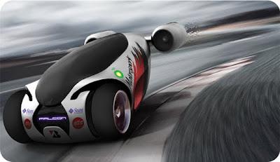 Bridgestone Falcon Concept Car 2