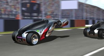 Bridgestone Falcon Concept Car 5