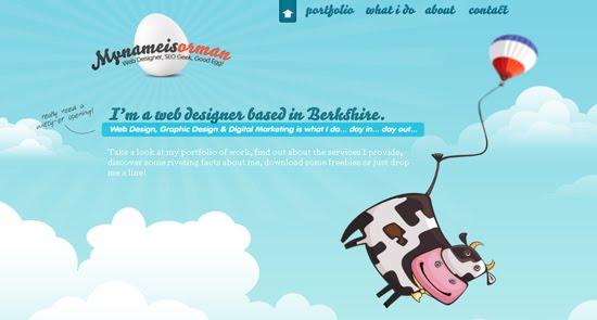 Orman Clark web design