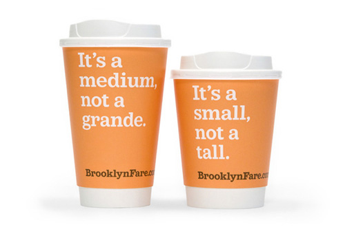 Brooklyn Fare Packaging
