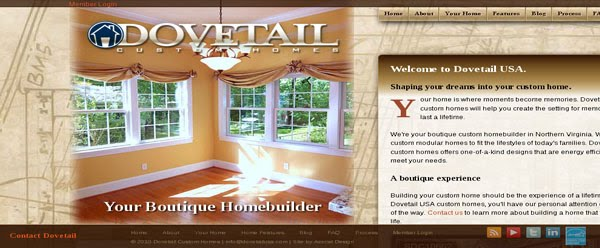 Custom Home Builders Northern