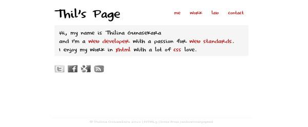 Thilina Gunasekar