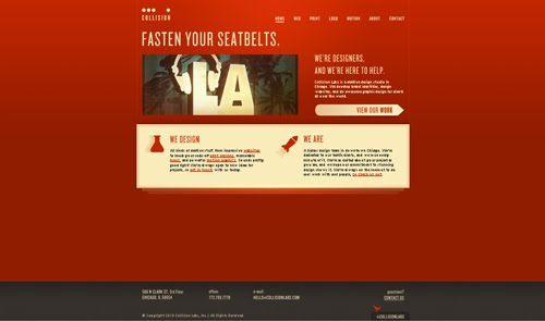 14 35 Fresh Examples Of Creative Web Design