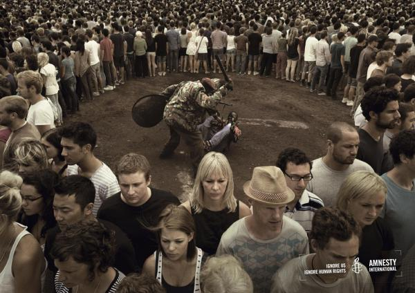 AMNESTY INTERNATIONAL: BEATING