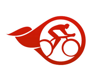 bike logo design by gevitron