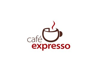 Caf Expresso Logo Design