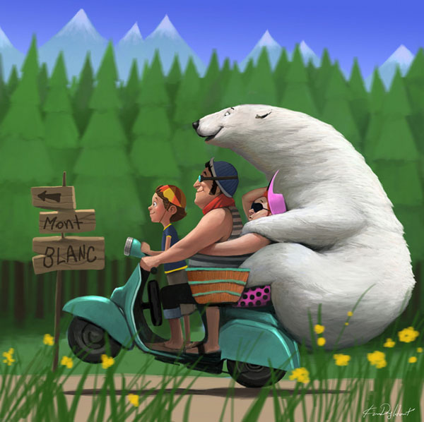 picnic by David Kim