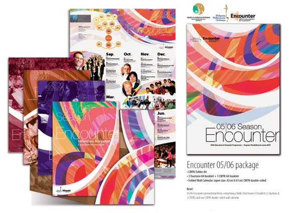 Encounter Season Brochure by sunderland7