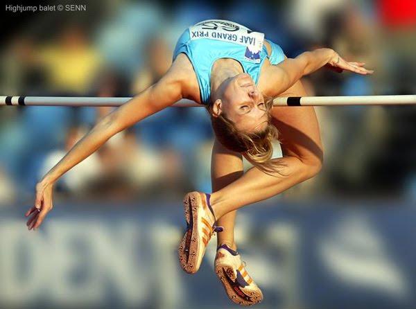 Highjump balet