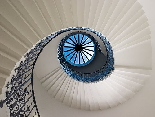 Greenwich Stairs by Jeff Oliver