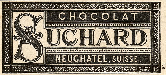 Suchard old ad