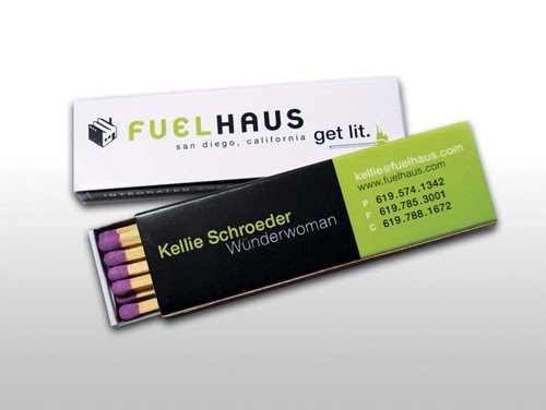 Fuelhaus Business Card