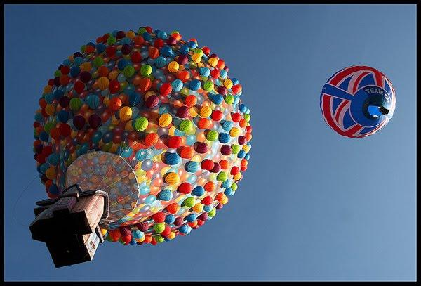 Bristol baloon fiesta 2009 by Dave