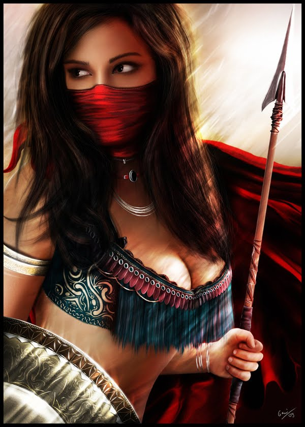 Persian Warrior