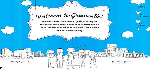 Happy Greenville Web Design
