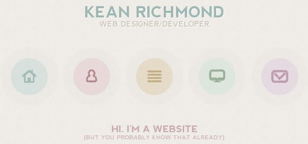 Kean Richmond Web Design