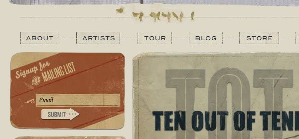 Ten out Of Tenn Web Design