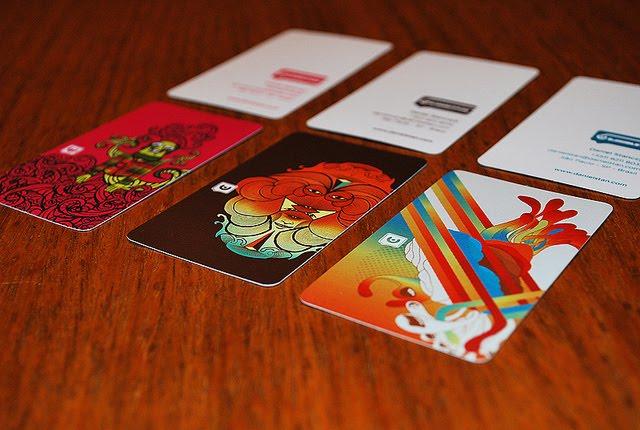 DANIELSTAN - business cards