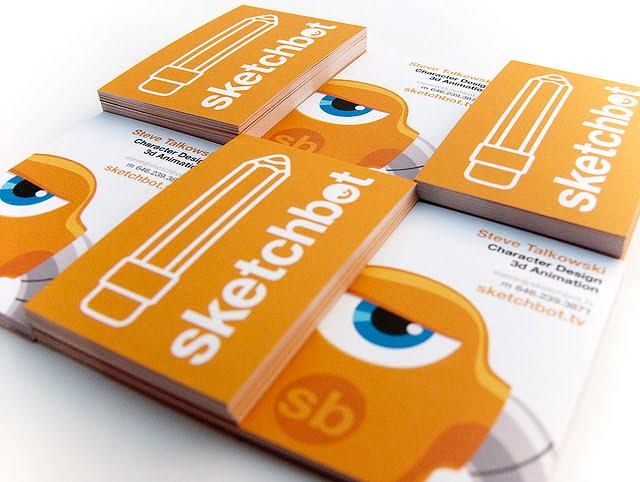 Sketchbot Biz Card V2