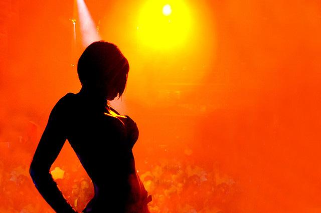 Clubbing Silhouette by Julien Braeckevelt