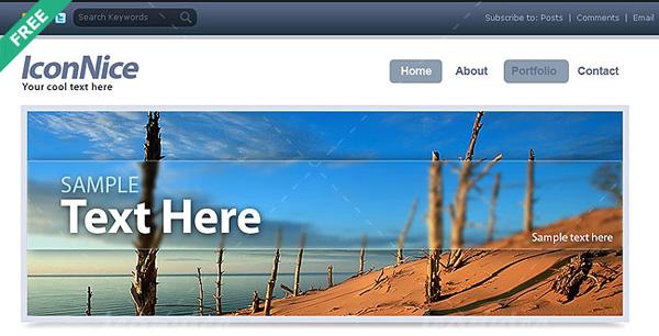 iconnice website & blog