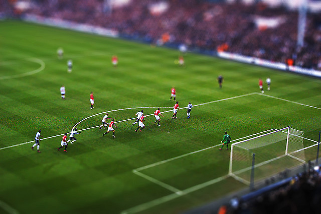 Football Miniature Tottenham