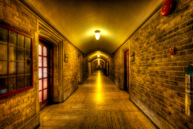 Tunnel HDR