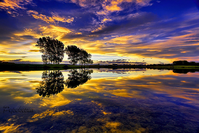 Beautiful Example Of HDR Sunset Photography Seen On   www.coolpicturegallery.us