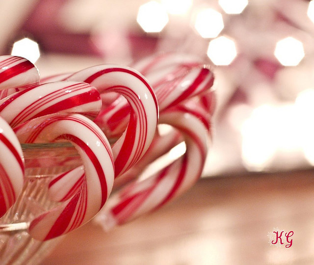 The Real Beauty Of The Candy Cane