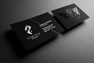 Black Businesscards