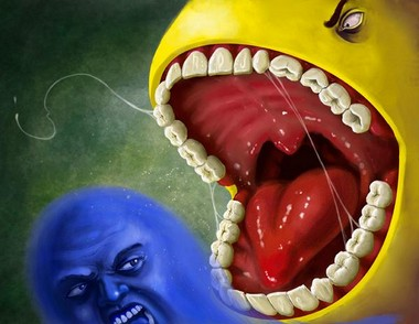 Pac Man Game Funny Pics 20