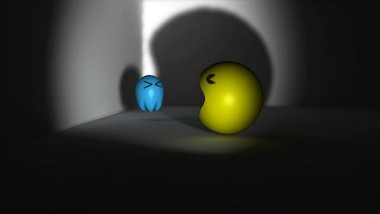 Pac Man Game Funny Pics 5