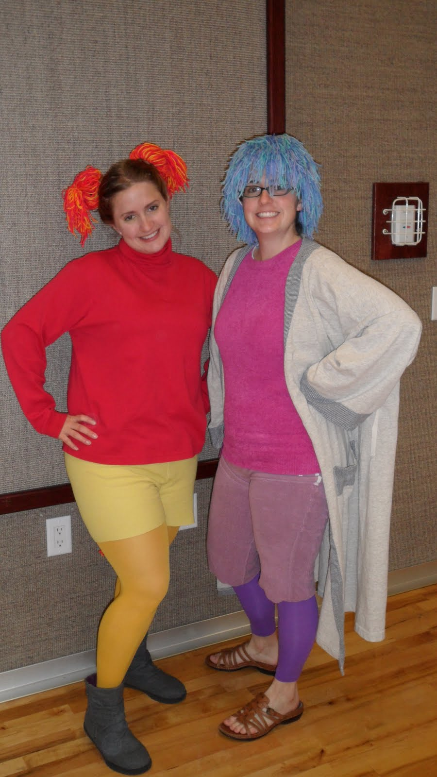more than words can describe - Fraggle Rock Halloween Costumes