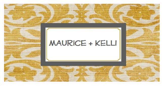 Maurice + Kelli