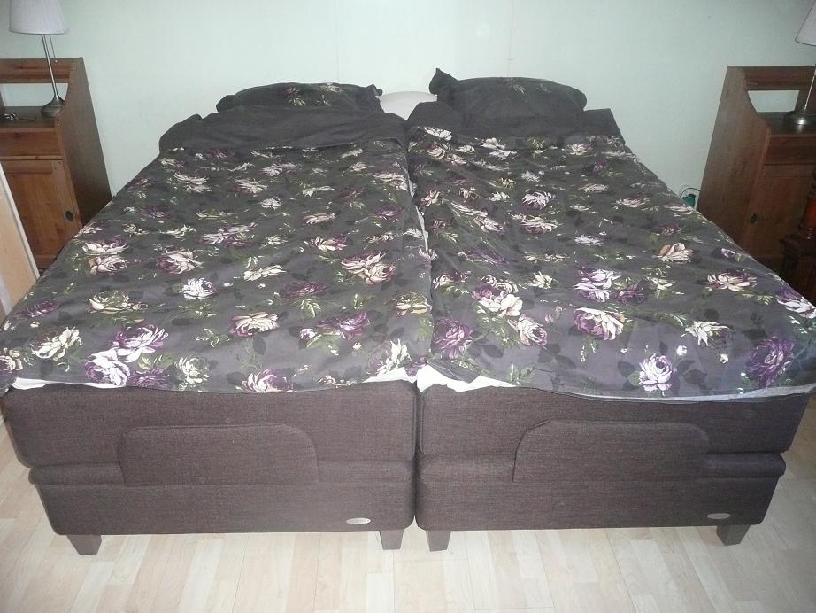 Svägerskorna Ny säng!