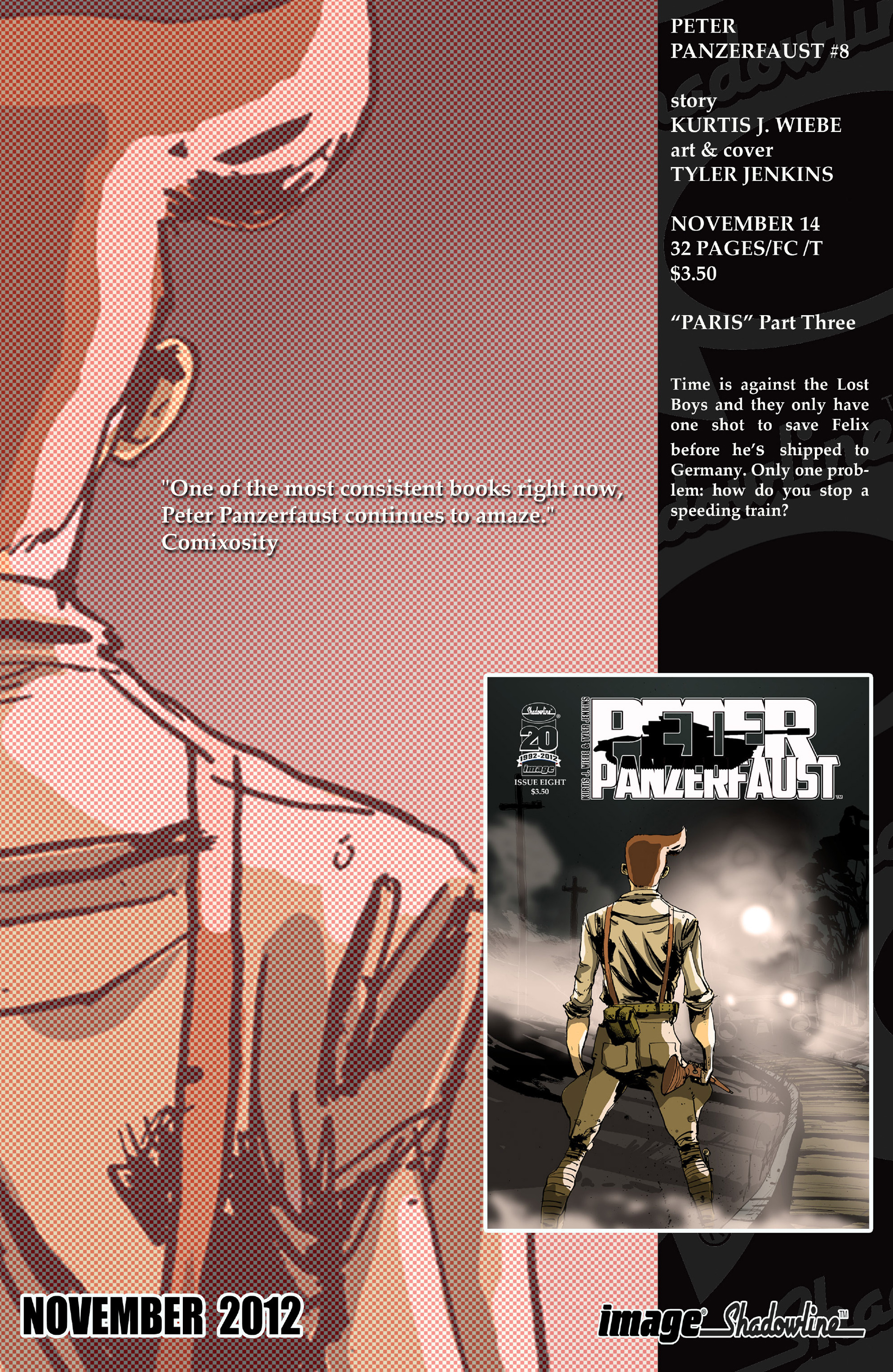 Read online Harvest comic -  Issue #4 - 28